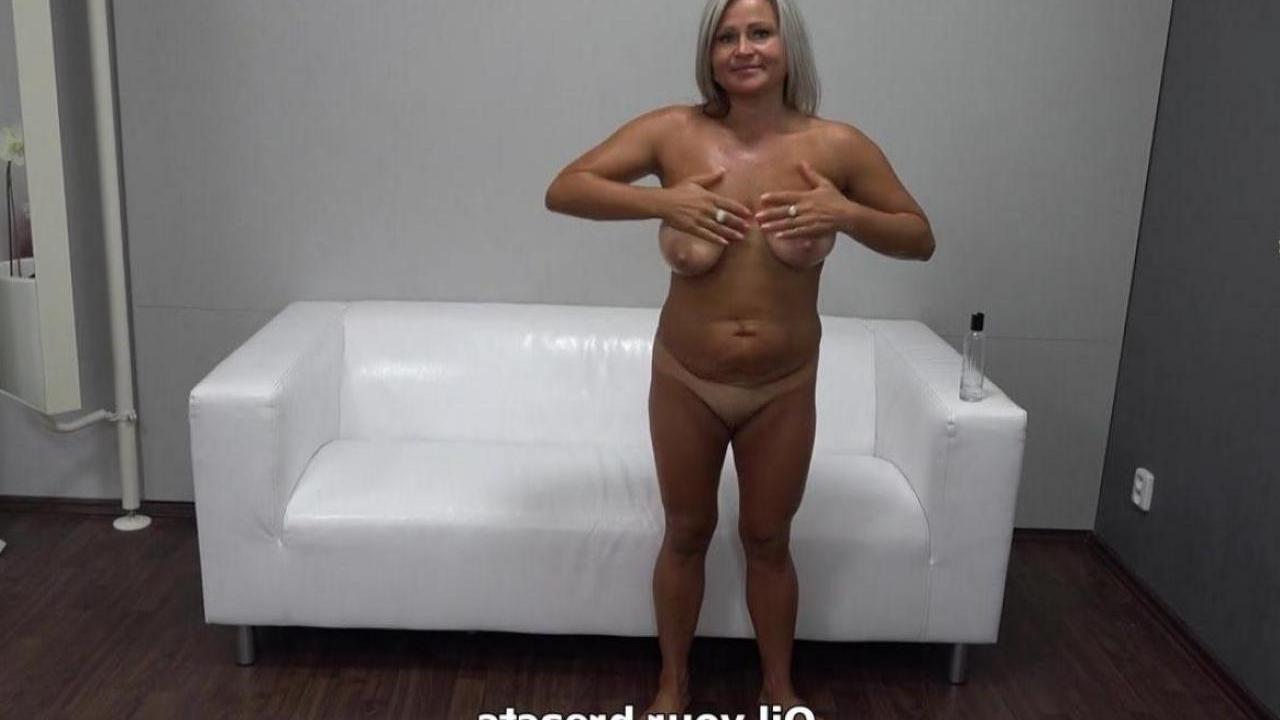 Кастинг порно чешек