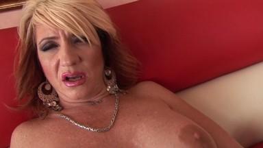 Порно С Красивыми Бабулями